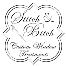Stitch & Bitch Custom Window Treatments